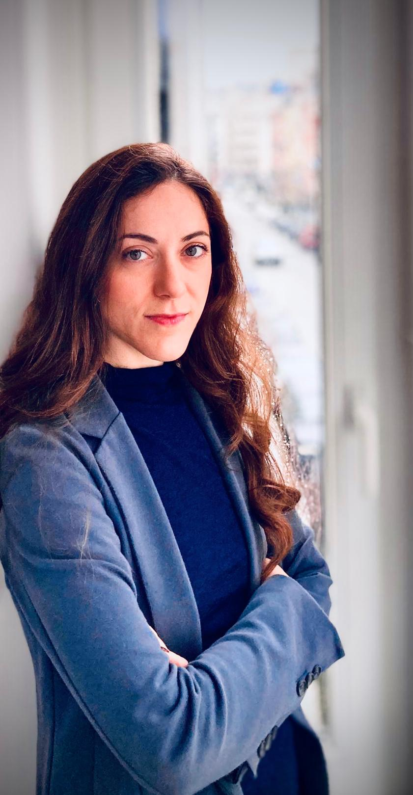 Elena Lazarou